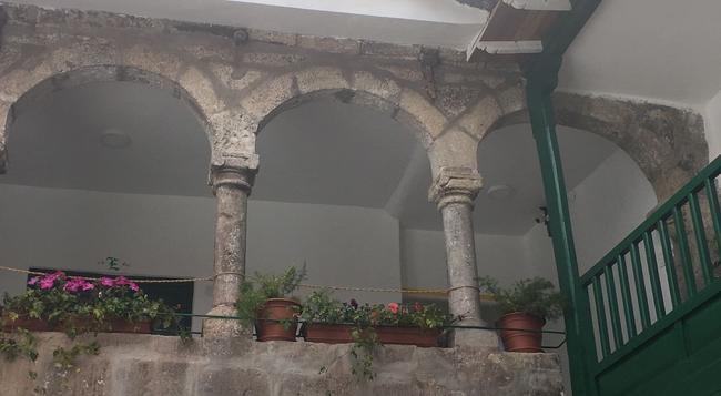 Sungate Hostel - Cusco - Building