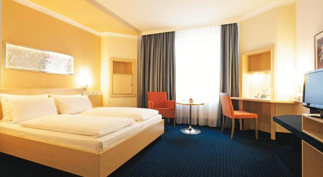 Intercityhotel Nürnberg - Nuremberg - Bedroom