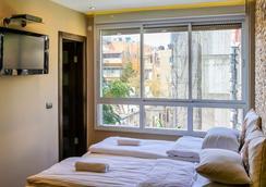 Yarden Beach- Boutique Hotel - Tel Aviv - Bedroom
