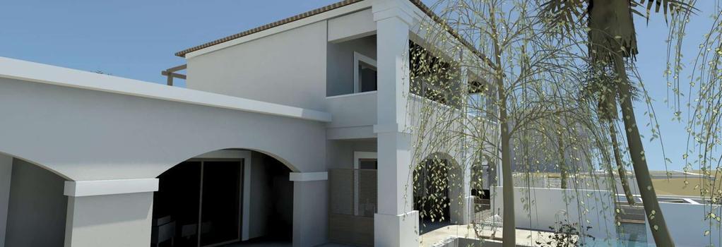 Anemos Luxury Grand Resort - Georgioupoli - Building