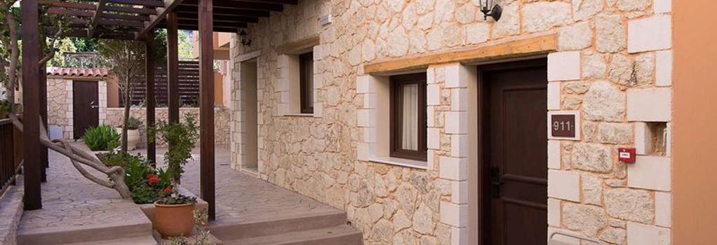 Cactus Beach Hotel - Stalida - Building
