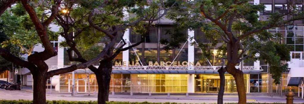 Meliá Barcelona Sarrià - Barcelona - Building