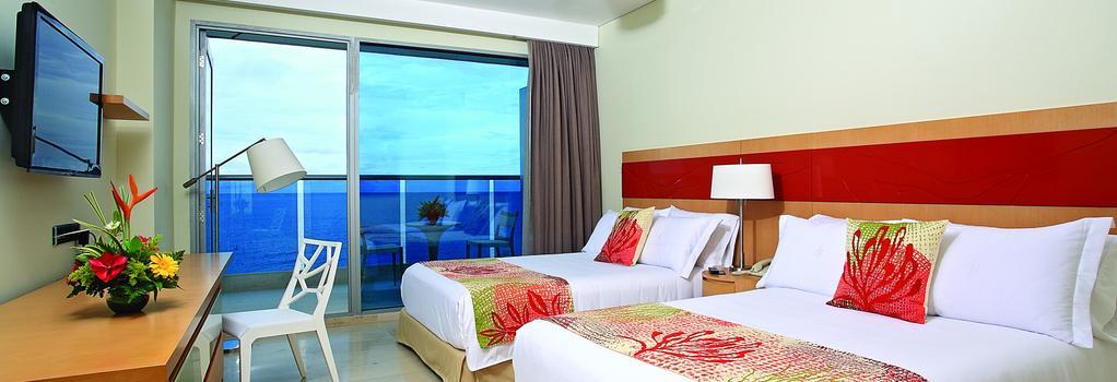 Las Americas Torre Del Mar - Cartagena - Bedroom
