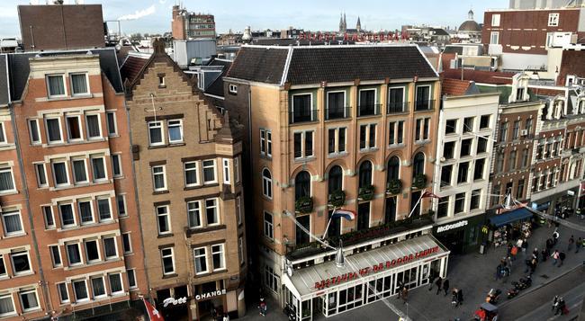 Hotel Amsterdam - De Roode Leeuw - Amsterdam - Building