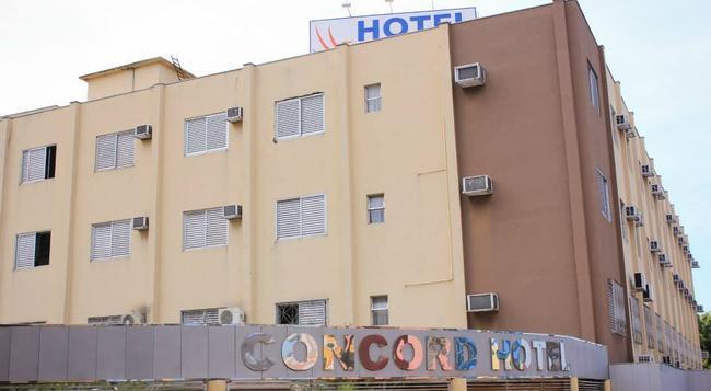 Concord Hotel - Campo Grande (Mato Grosso do Sul) - Building