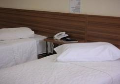 Hotel Concord - Campo Grande (Mato Grosso do Sul) - Bedroom