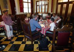 Hotel Pan American - Guatemala City - Restaurant