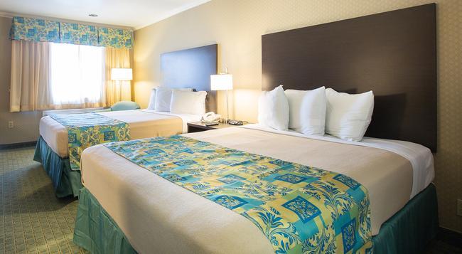 Regency Inn SFO Airport - San Bruno - Bedroom