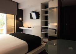 Don Boutique Hotel Montevideo - Montevideo - Bedroom