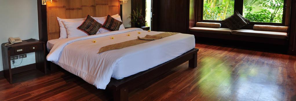 Anginsepoi Villa - North Kuta - Bedroom