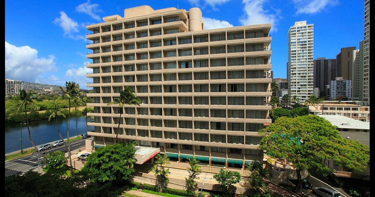 Waikiki Sand Villa Hotel From ₹ 8,887. Honolulu Hotels