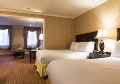 Hotel Stanford - New York - Bedroom