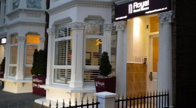Royal Guest House - London - Building
