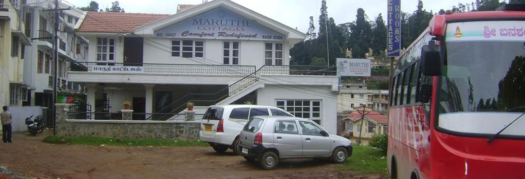 Maruthi Cottages - Ooty - Building