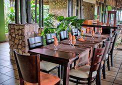 Mountain Paradise Hotel - La Fortuna - Restaurant