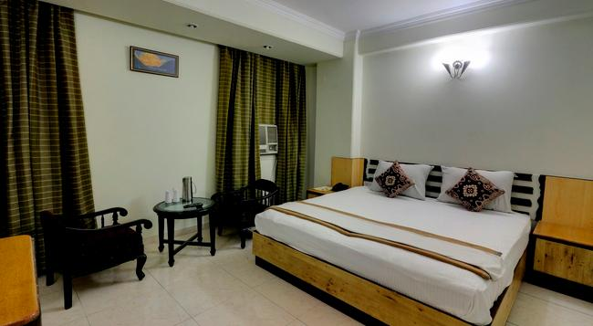 Hotel White House Continental - New Delhi - Bedroom