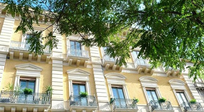 5 Balconi B&B - Catania - Bedroom