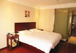 Greentree Inn Nanchang Railway Station - Nanchang - Bedroom