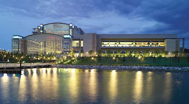 Gaylord National Resort and Convention Center - Fort Washington - Building