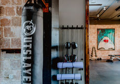 The Paper Factory Hotel - Queens - Gym