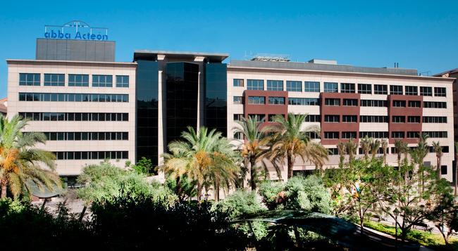 Abba Acteón - Valencia - Building