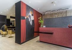 Hotel Les Bulles De Paris - Paris - Lobby
