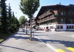 Hotel Christiania Gstaad - Gstaad - Outdoor view