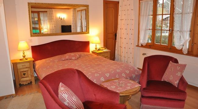 Hotel Christiania Gstaad - Gstaad - Bedroom