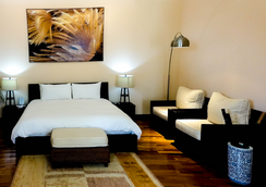 Gaia Hotel And Reserve - Adults Only - Manuel Antonio - Bedroom