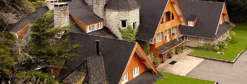 Tunquelen Hotel - San Carlos de Bariloche - Building