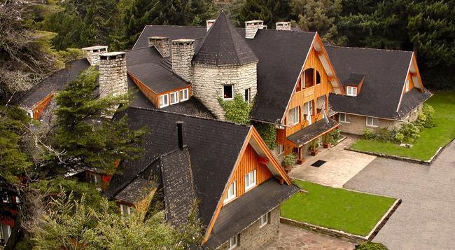 Hotel Tunquelen - San Carlos de Bariloche - Building