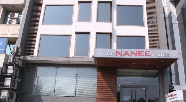 The Nanee Suites - New Delhi - Building