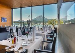 Hotel Seeburg - Lucerne - Restaurant