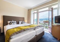Seeburg Swiss Quality Hotel - Lucerne - Bedroom