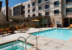 Courtyard by Marriott Santa Ana Orange County - Santa Ana - Pool