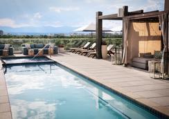 Halcyon - a hotel in Cherry Creek - Denver - Pool