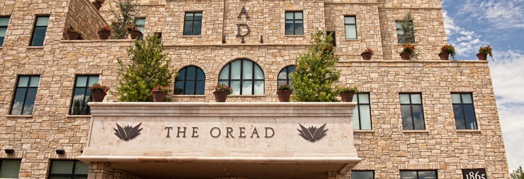 The Oread - Lawrence - Building