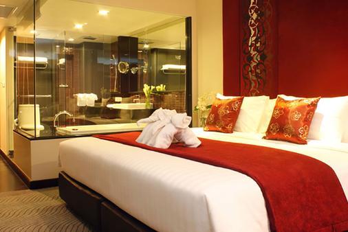 Furama Silom, Bangkok - Bangkok - Bedroom