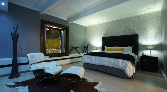 Hotel Boutique 1850 - Guanajuato - Bedroom