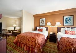 Ramada Suites Orlando Airport - Orlando - Bedroom