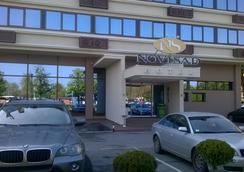 Hotel Novi Sad - Novi Sad - Outdoor view