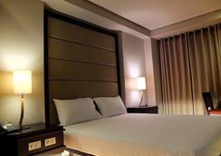 Soleste Suites - Quezon City - Bedroom