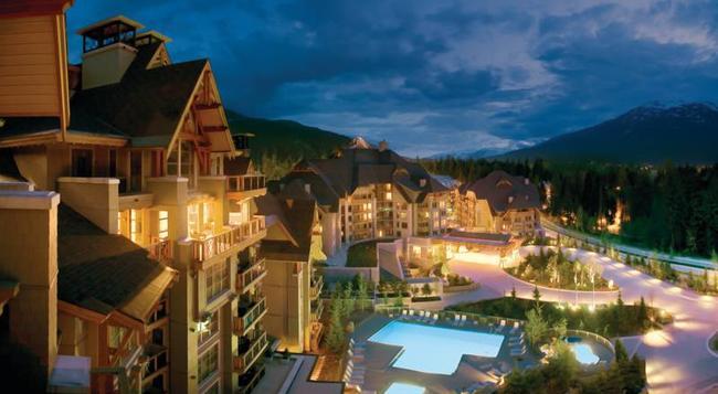 Four Seasons Resort Whistler - Whistler - Building