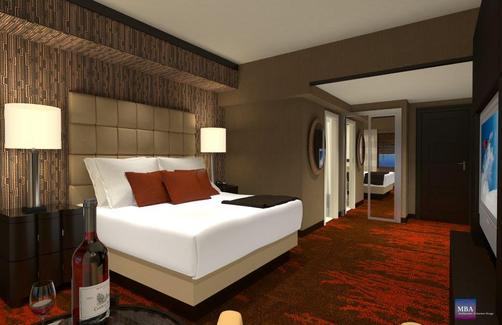 Hard Rock Hotel & Casino Lake Tahoe - Stateline - Bedroom