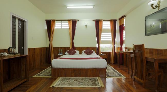 Himalayan Eco Resort - Hundar - Bedroom