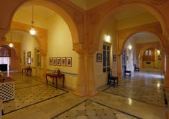 The Lallgarh Palace - A Heritage Hotel - Bikaner - Lobby