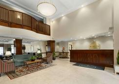 Wingate by Wyndham Charlotte Airport South/ I-77 - Charlotte - Lobby