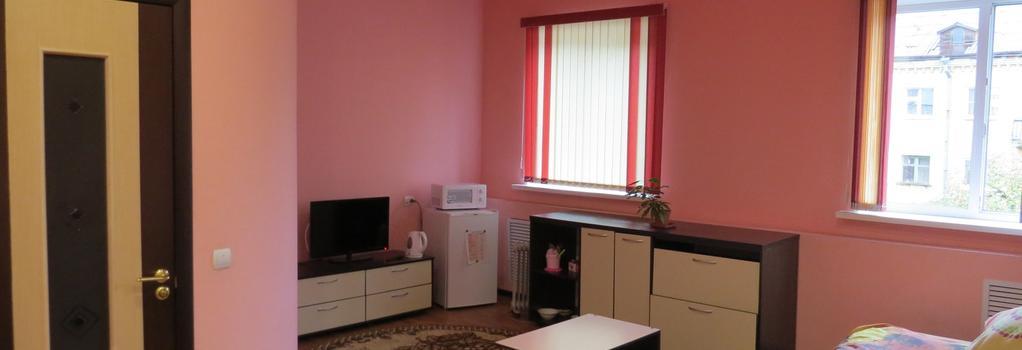 The Line Spectrum - Cheboksary - Bedroom
