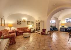 Hotel Corona - Rome - Lobby
