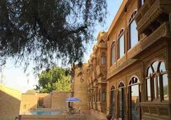 Golden Haveli - Jaisalmer - Outdoor view